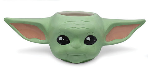 "Star Wars : The Mandalorian ""Baby Yoda"" - 3D Shaped Mug"