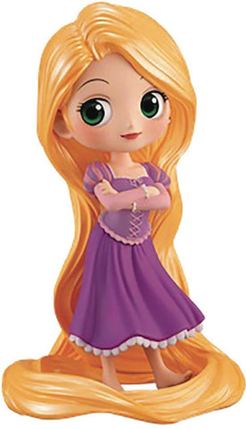 DISNEY - Q POSKET DISNEY CHARACTER - RAPUNZEL 'NORMAL COLOR VERSION