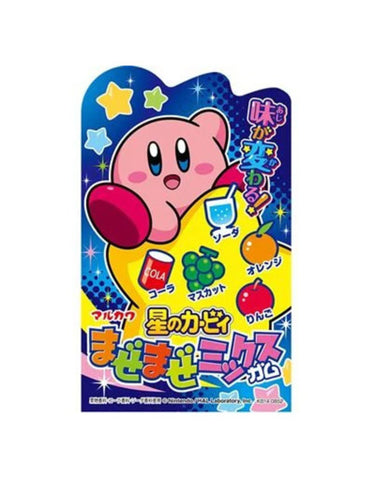 Kirby's - Dream Land Mix 'n' Match ( Chewing Gum )
