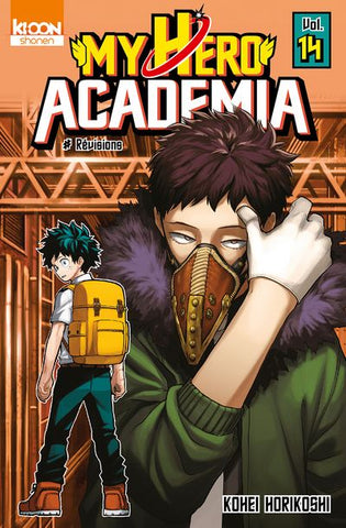 My Hero Academia - Vol.14 : #Overhaul