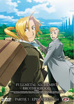 "Fullmetal Alchemist : Brotherhood - ""Coffret Part.5"" (Episodes 51-64)"