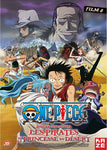 One Piece - Le Film 8 : Episode d'Alabasta : Les Pirates et la Princesse du Désert - DVD