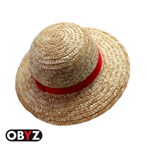 One Piece - Chapeau de paille Luffy (Taille adulte)