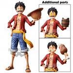 "Grandista ""Nero"" - One Piece : Monkey D. Luffy"
