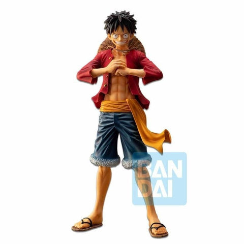 One Piece - Figurine Monkey D Luffy Ichibansho The Bonds of Brothers