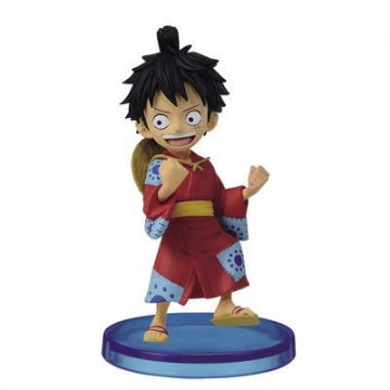 One Piece - Figurine Monkey D Luffy WCF Wano Kuni Vol.1