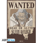 "One Piece - Poster ""Wanted Rayleigh"" (52x35)"