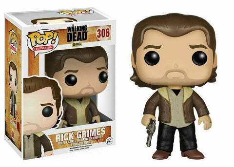 The Walking Dead Rick Grimes Funko Pop Figure