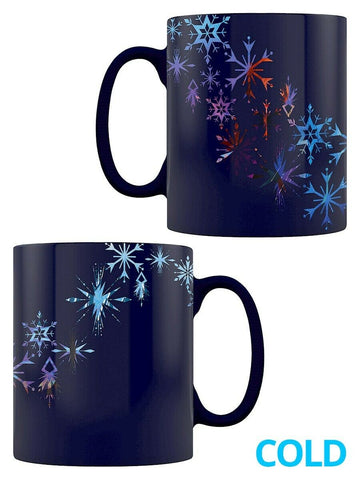 FROZEN 2 - Snowflakes - Mug Thermoréactif 315ML