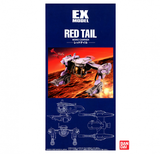 Cowboy Bebop - EX-06 Red Tail 1/72 Scale Model Kit