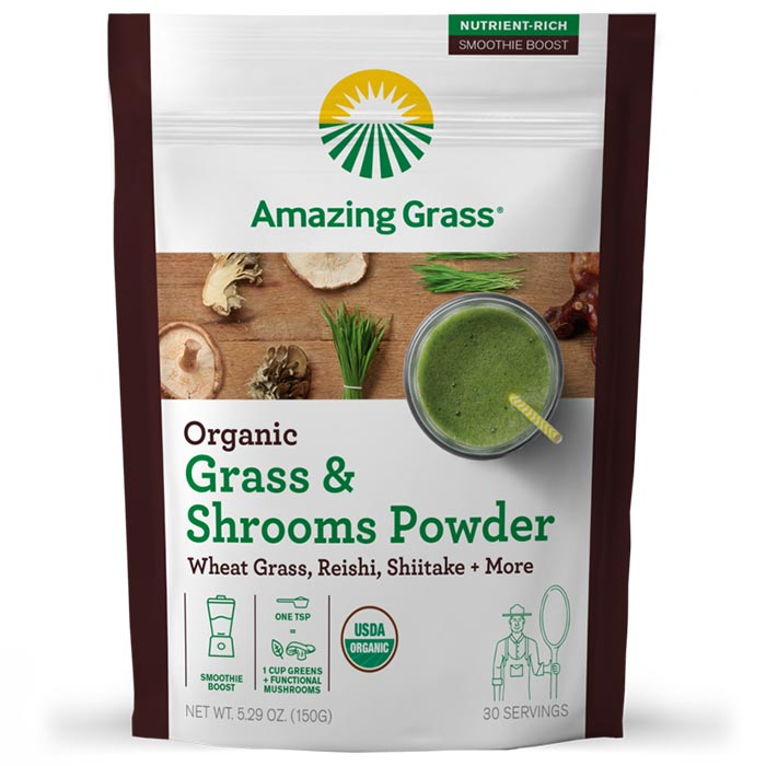 Amazing Grass Organic Smoothie Booster