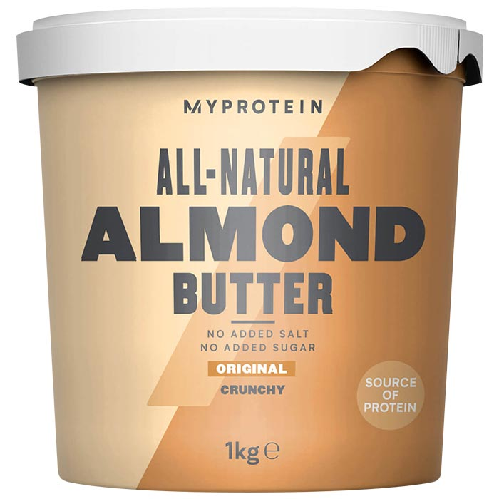Almond Butter Natural