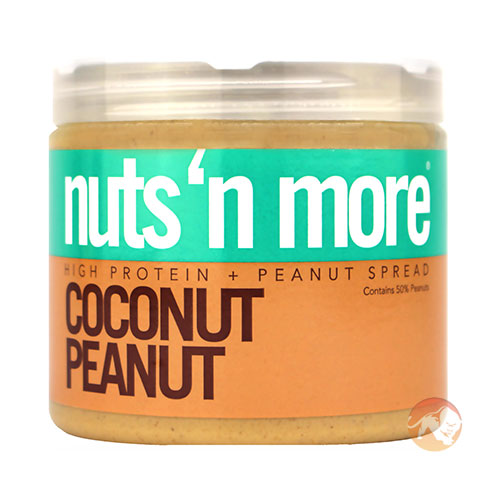 Coconut Peanut Butter