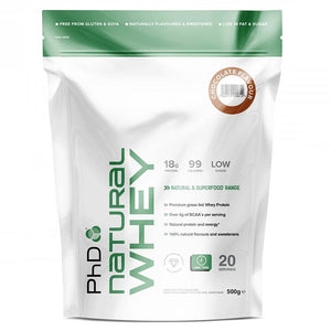 PhD Natural Whey