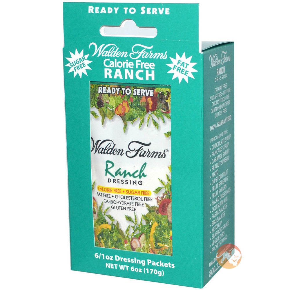 Calorie Free Ranch Dressing Single Serving
