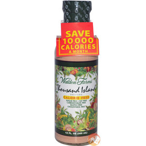 Calorie Free Thousand Island Dressing Single Serving