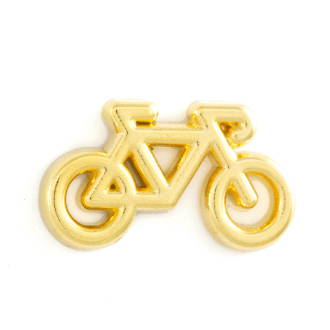 Bike Enamel Pin
