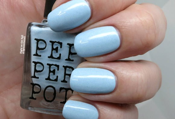 Blue Hawaii Nail Polish