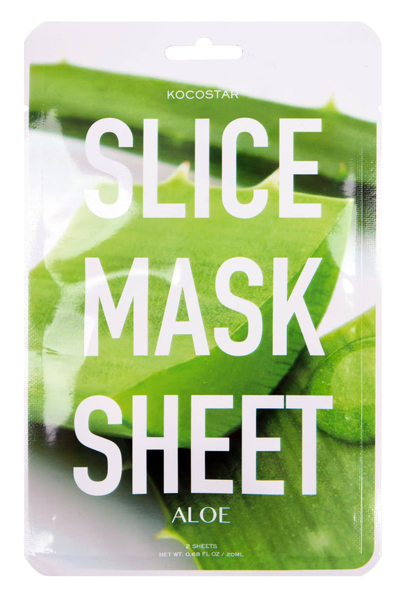 Aloe Slice Mask