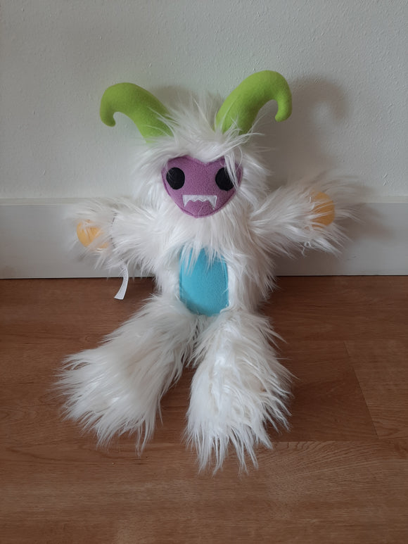 Frost Monster Plush