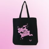 100% That Witch Cotton Tote Bag