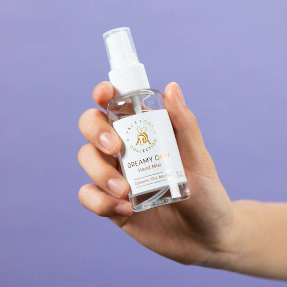 Dreamy Dew Hand Sanitizer Mist