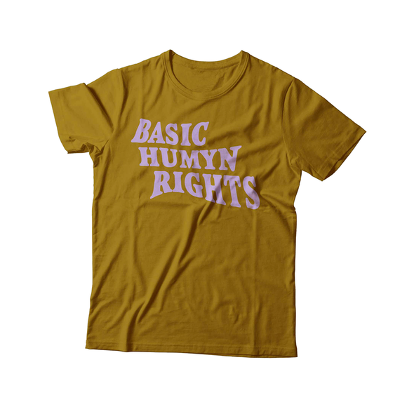 Basic Humyns Rights Tee