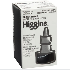 Higgins India Ink, 1 oz