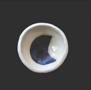 Small Crescent Moon Bowl