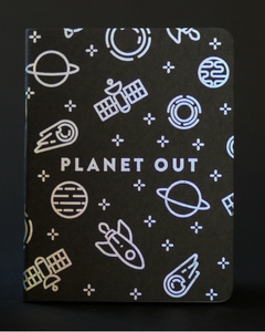 Planet Out Notebook