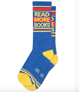 Read More Books Dress Socks