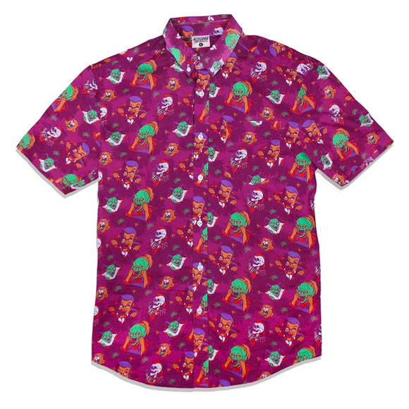 Goosebumps® Button-Up Shirt