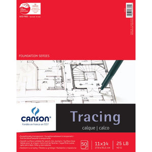 Canson Tracing Paper Pad