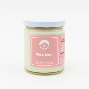 Fig & Herb Candle