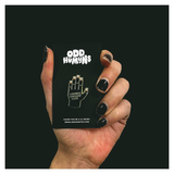 Chewed Fingers Club Enamel Pin