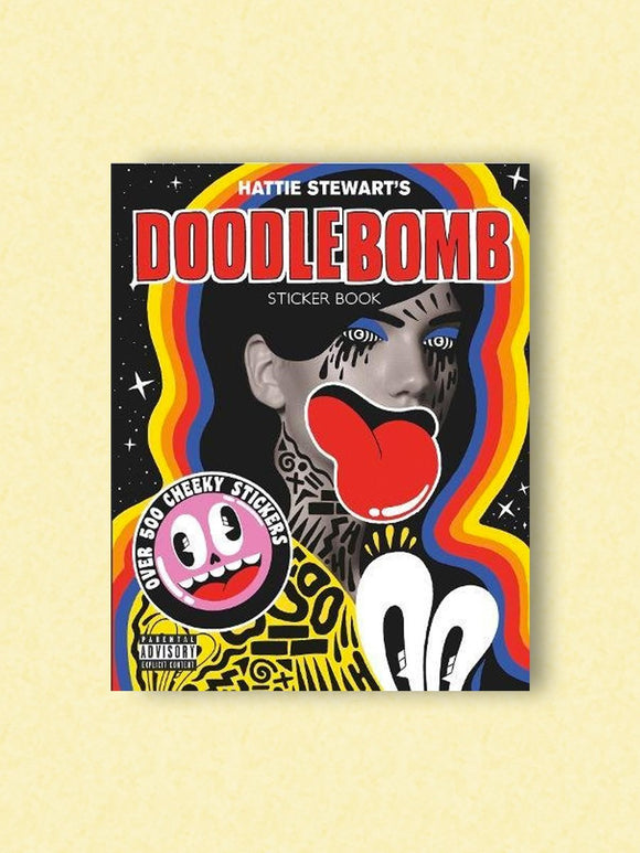 Doodle Bomb Sticker Book