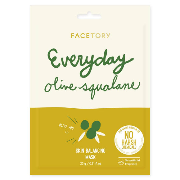 Everyday, Olive Squalane Skin Balancing Mask