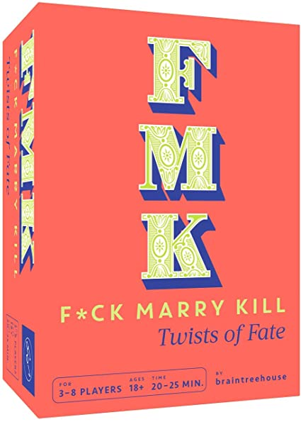 FMK: Twists of Fate