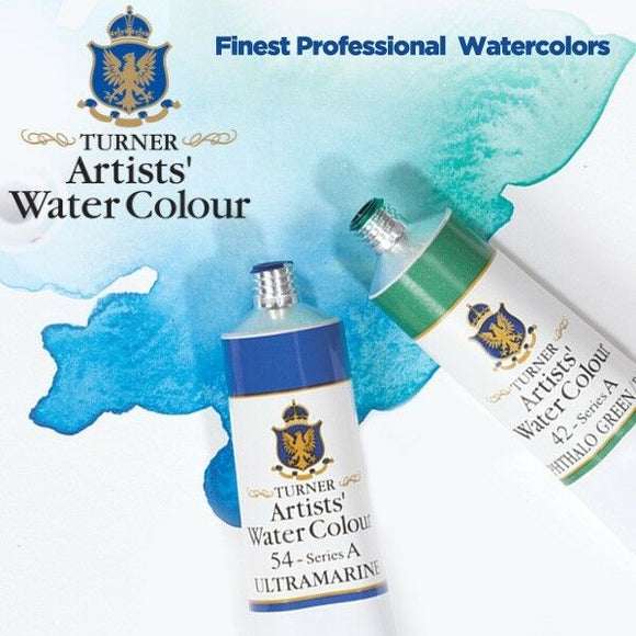 Turner Artists' Watercolor Paint