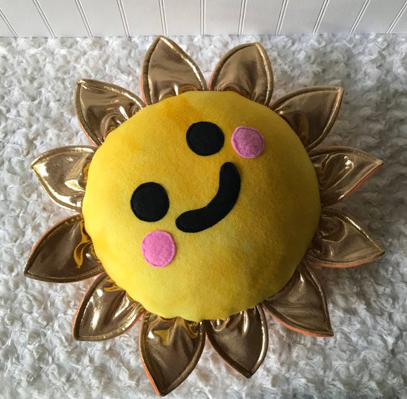 Happy Sunshine Pillow