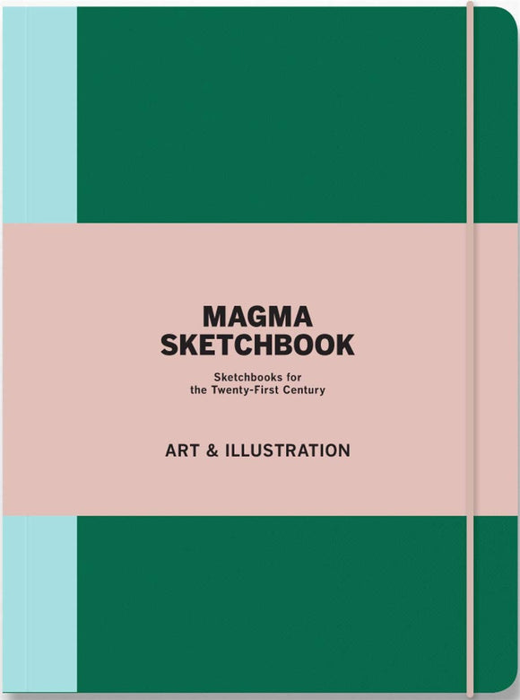 Magma Pocket Sketchbook: Art & Illustration