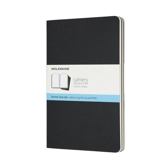 Moleskine Cahiers Dotted Journals - LG