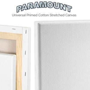 Paramount Artist Stretched Canvas