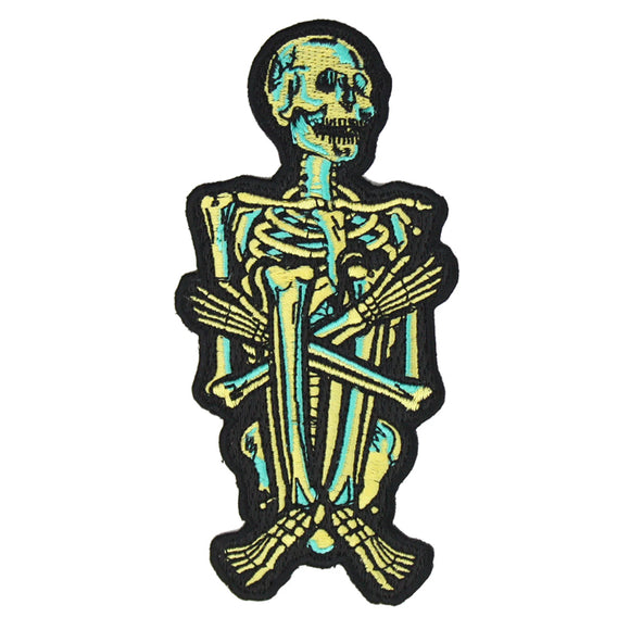 Beistle® Monster Skelton Patch