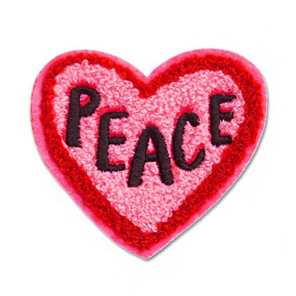Peace Heart Patch
