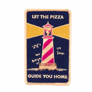 Let the Pizza Guide You Home Patch