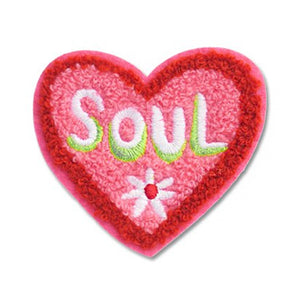 Soul Heart Patch