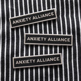 Anxiety Alliance Enamel Pin
