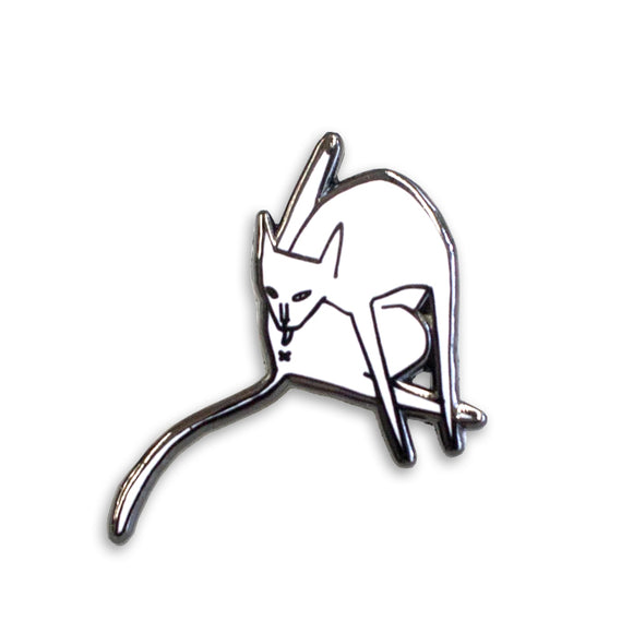 Bathing Enamel Pin