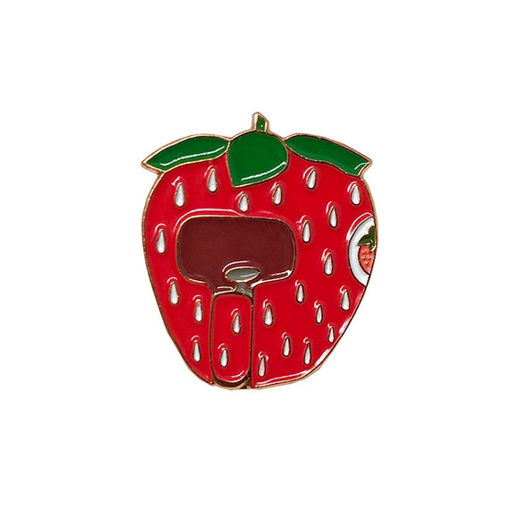 Berry Go Round Pin Enamel Pin